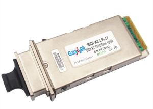 X2,10Gb/s,BiDi,10GBase-LR,SMF,Tx1270/Rx1330nm,10KM