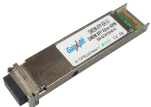XFP,10Gb/s,10GBase-ER,SMF,DWDM,40KM