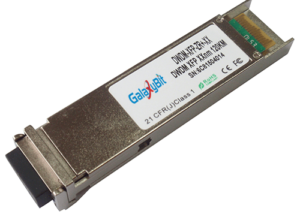 XFP,10Gb/s,10GBase-ZR+,SMF,DWDM,120KM
