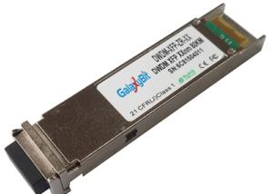 XFP,10Gb/s,10GBase-ZR,SMF,DWDM,80KM