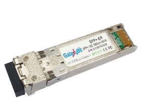 SFP+ 10Gb/s, 10GBase-ER, SMF, 1550nm 40KM