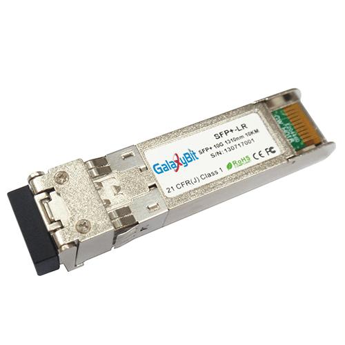 SFP+ 10Gb/s, 10GBase-LR, SMF, 1310nm 10KM