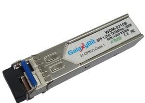 SFP,BiDi,1.25Gb/s,SMFTx1550/Rx1310,10km