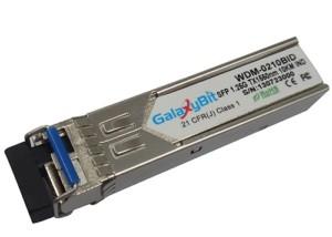 SFP,BiDi,1.25Gb/s,SMFTx1550/Rx1310,10km,INDUSTRY