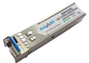 SFP,BiDi,1.25Gb/s,SMFTx1550/Rx1310,20km,INDUSTRY