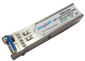 SFP,BiDi,1.25Gb/s,SMFTx1310/Rx1550,40km