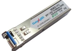 SFP,BiDi,1.25Gb/s,SMFTx1490/Rx1310,20km
