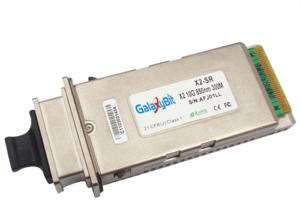 X2,10Gb/s,10GBase-SR,MMF,850nm,300M